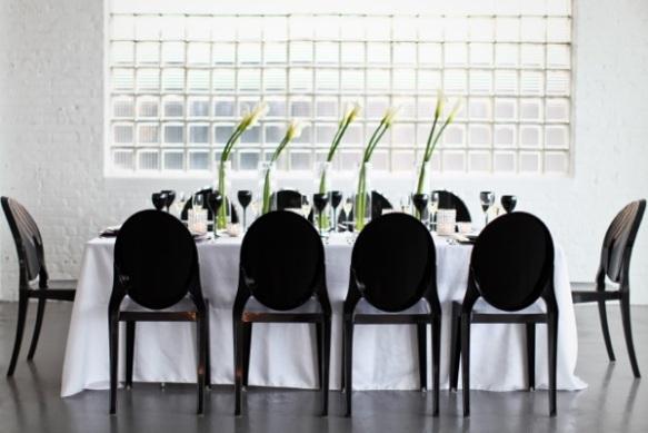Room 1520 table setting