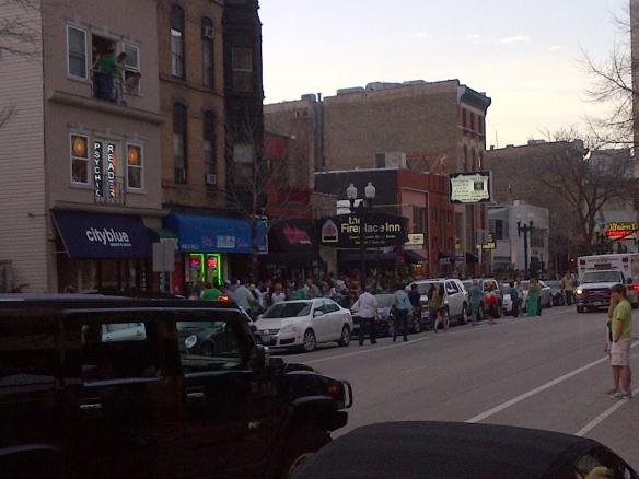 Chicago 2012 St. Patrick's Day