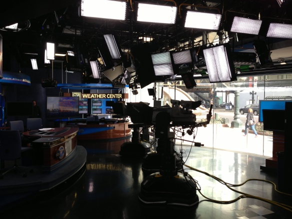 ABC7Chicago set