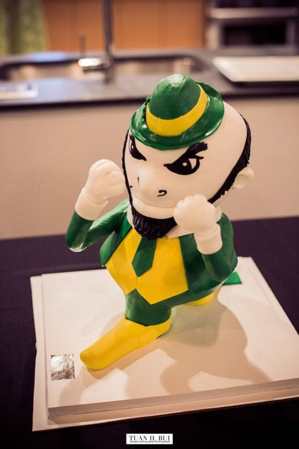 Fighting Irish Cake