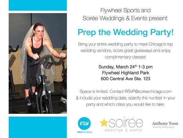 Flywheel/Soiree invite