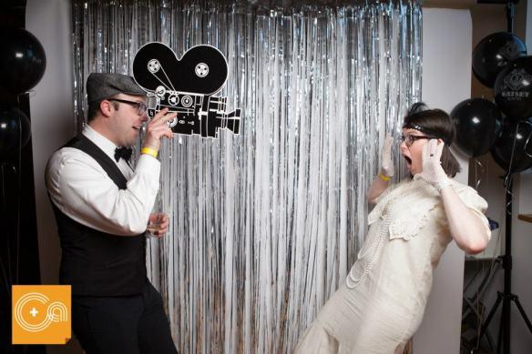 Gatsby photobooth