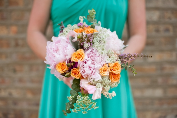 rustic urban bridal bouquets, planning by www.soireechicago.com
