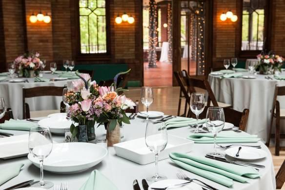 Cafe Brauer Wedding