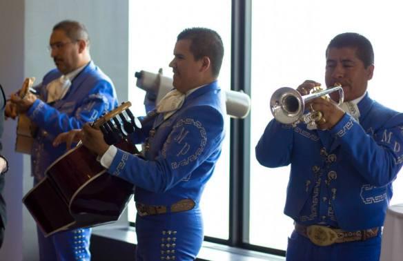 mariachi Chicago wedding