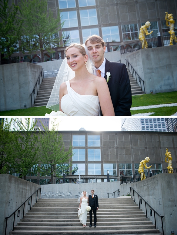 MCA Chicago Wedding