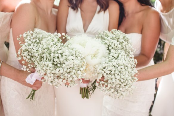 Chicago wedding floral bouquets