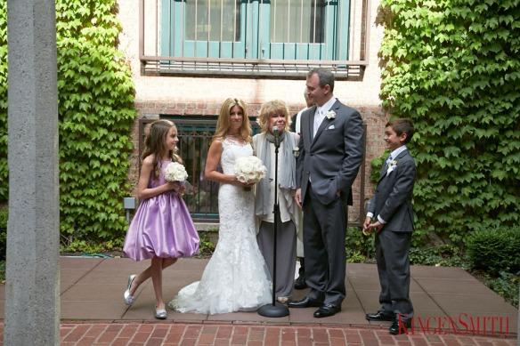 Ivy Room Chicago wedding Soiree wedding