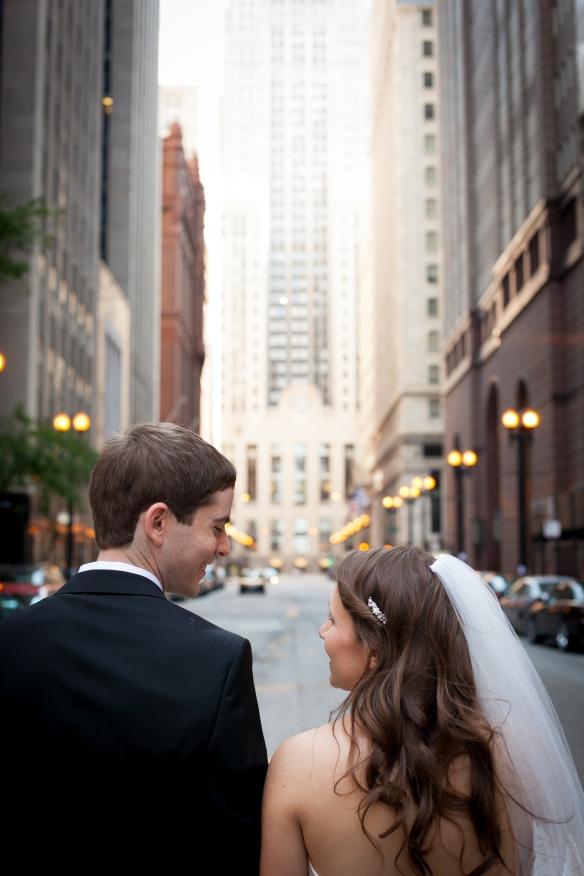 Chicago wedding Soiree wedding city wedding