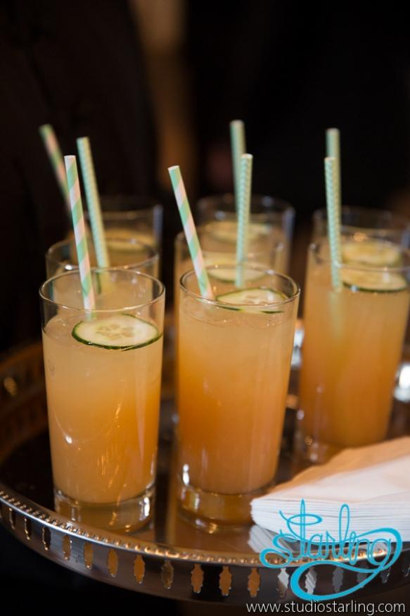signature cocktail wedding
