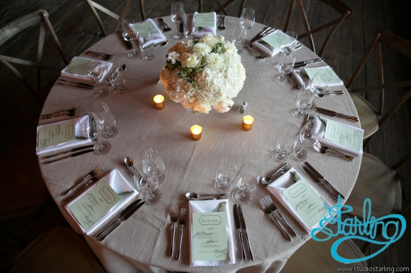 rustic wedding at gallery 1028