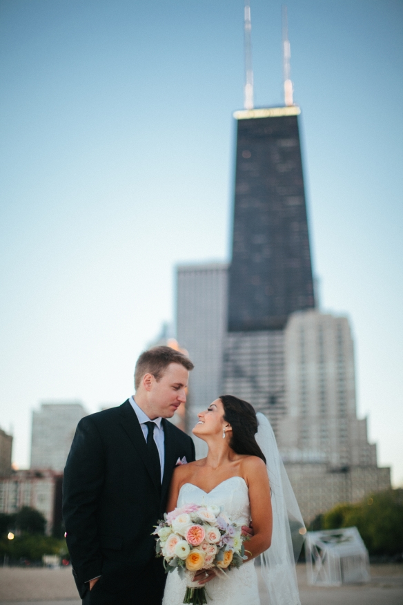 Chicago Wedding Photos North Avenue Beach