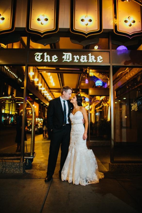 The Drake Wedding