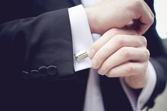 groom cufflinks