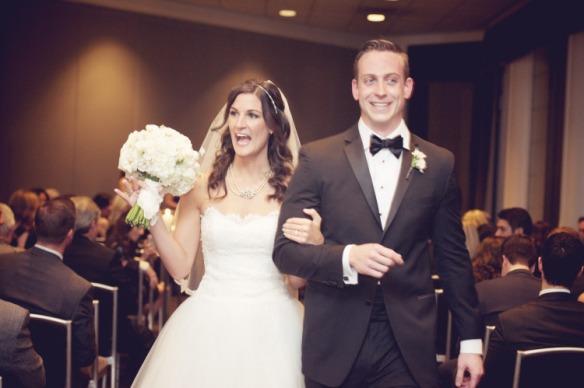 Chicago Spiaggia Wedding Ceremony