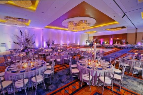 Renaissance Schaumburg Wedding Ballroom