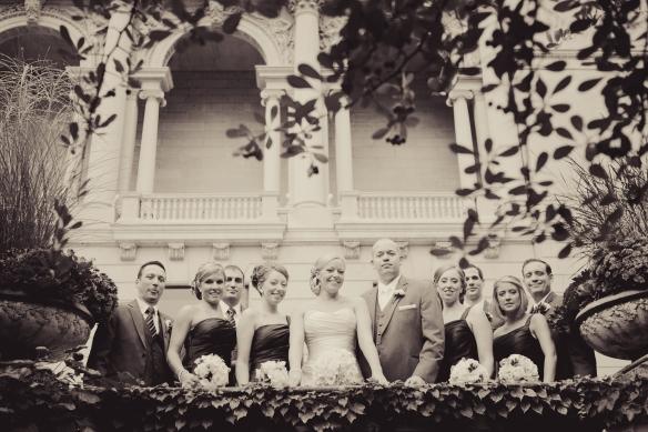 Art Institute of Chicago Wedding Photos