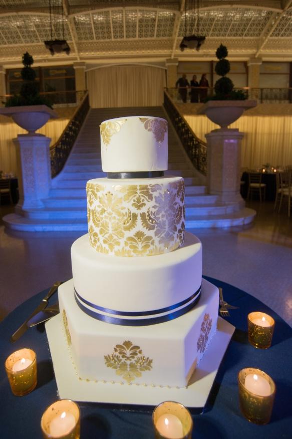 Amy Beck Cake Design Rookery Wedding