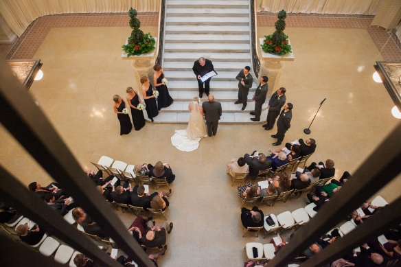 Rookery Chicago Ceremony