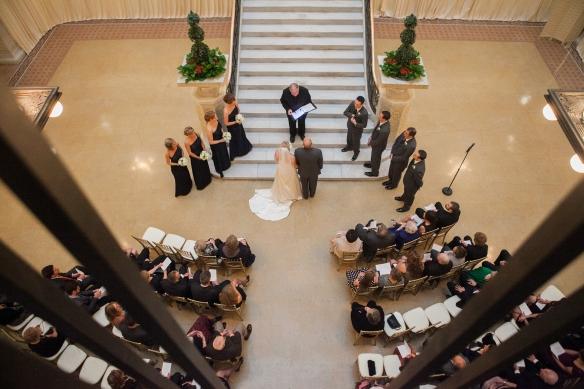 Rookery Chicago Ceremony