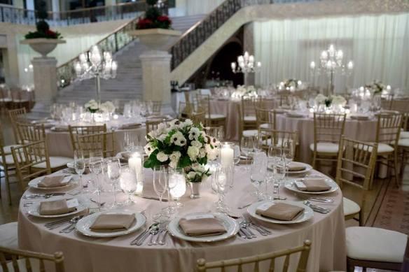 Rookery Wedding reception