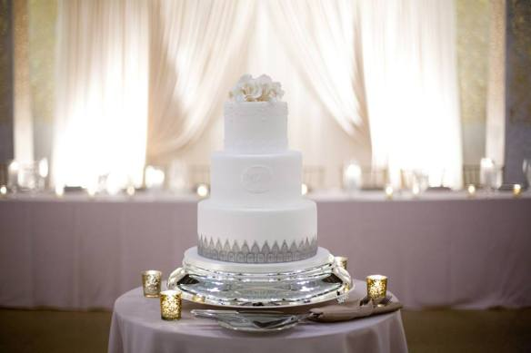 Rookery Wedding Cake
