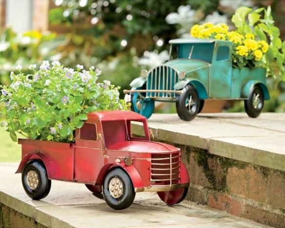 Vintage.Toy.Truck.Centerpieces